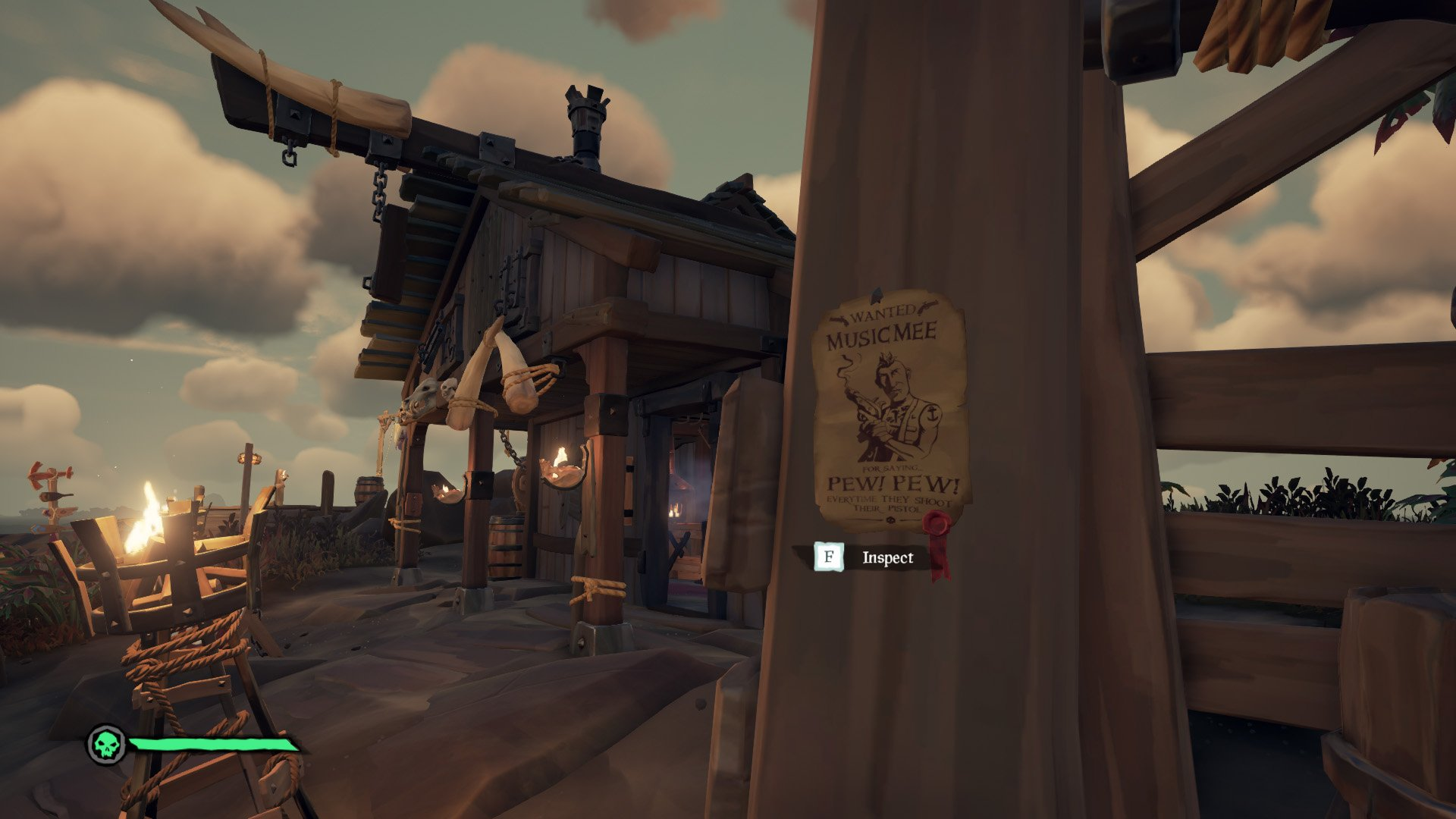legends of the sea legend locations self-promoting pistol pirate