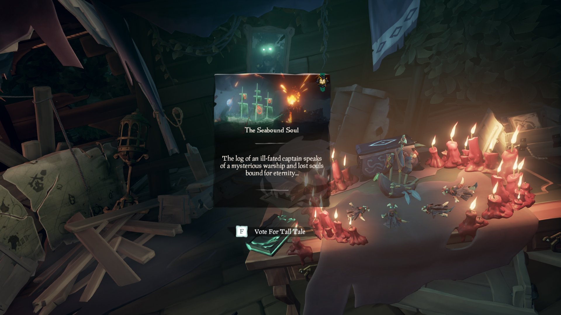 sea of thieves start seabound soul