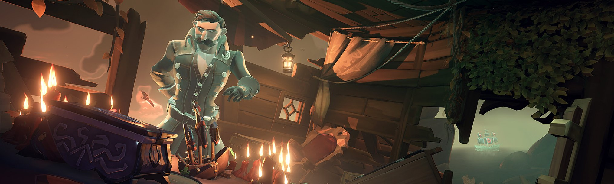 Sea of Thieves Tall Tale guides