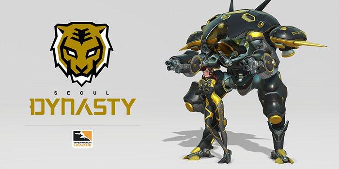 Seoul Dynasty - Overwatch League 2020