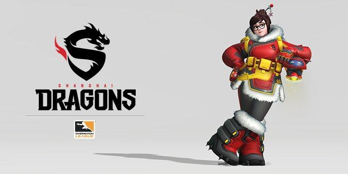 Shanghai Dragons - Overwatch League 2020