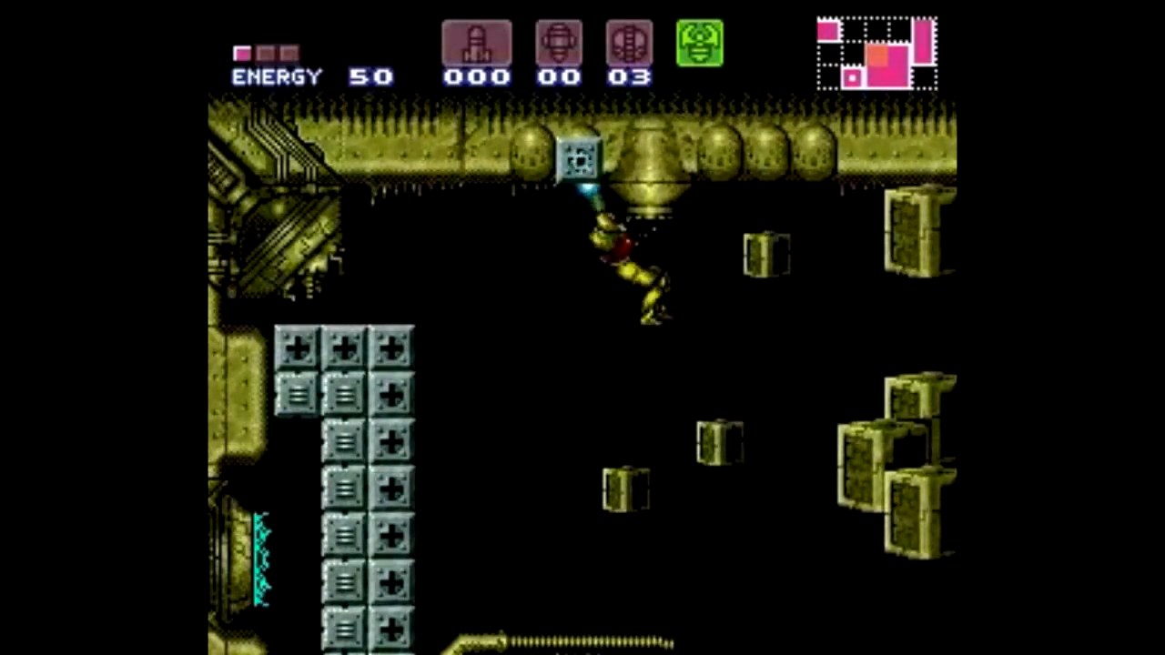 What is Super Metroid Impossible