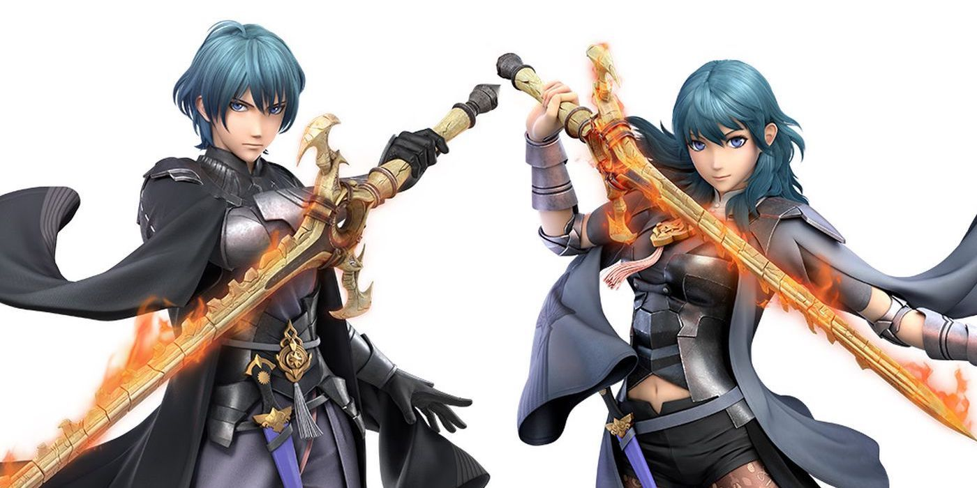 Byleth is the eight Fire Emblem character to join the Smash Ultimate roster.