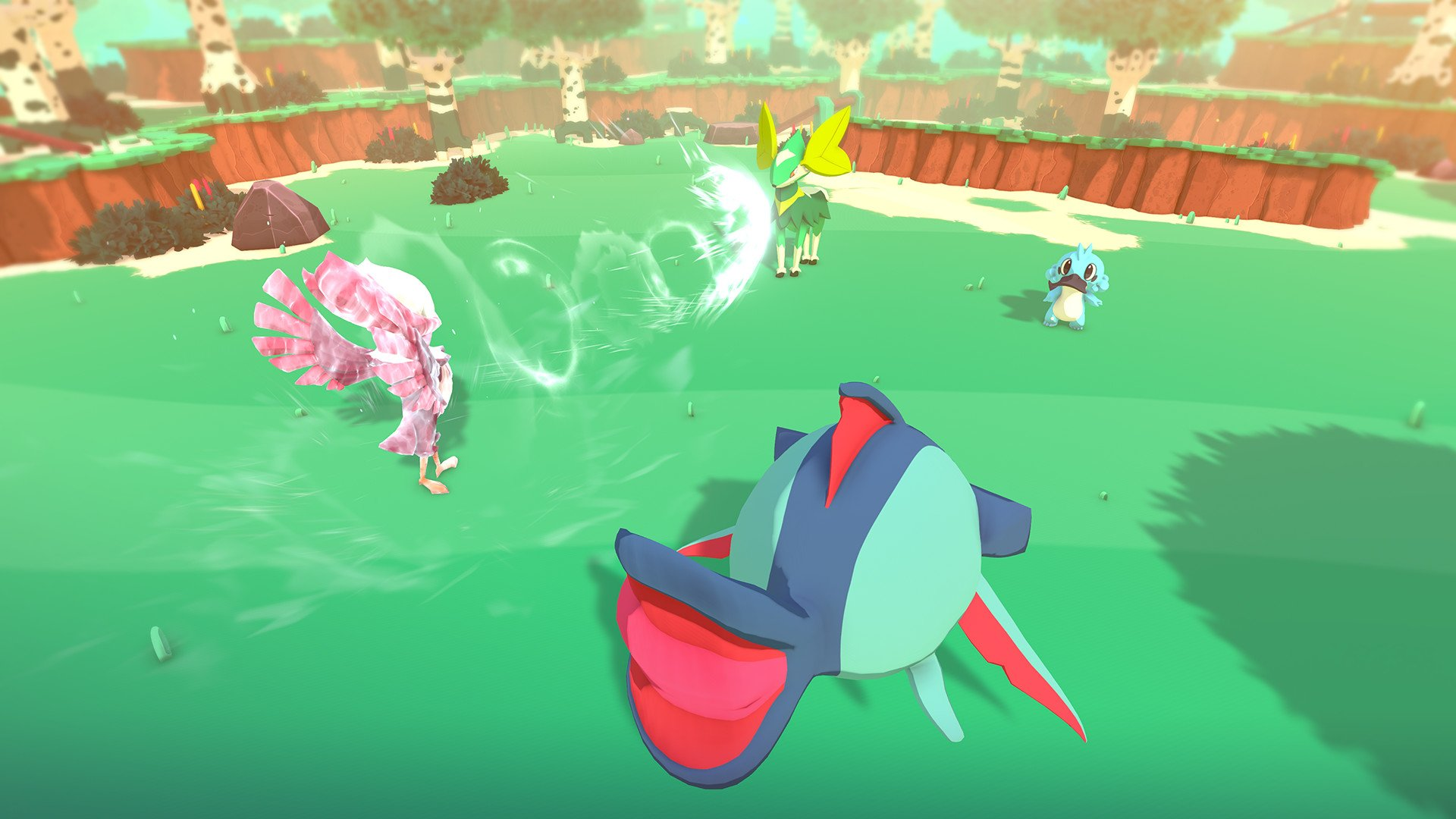 All Temtem status conditions and effects