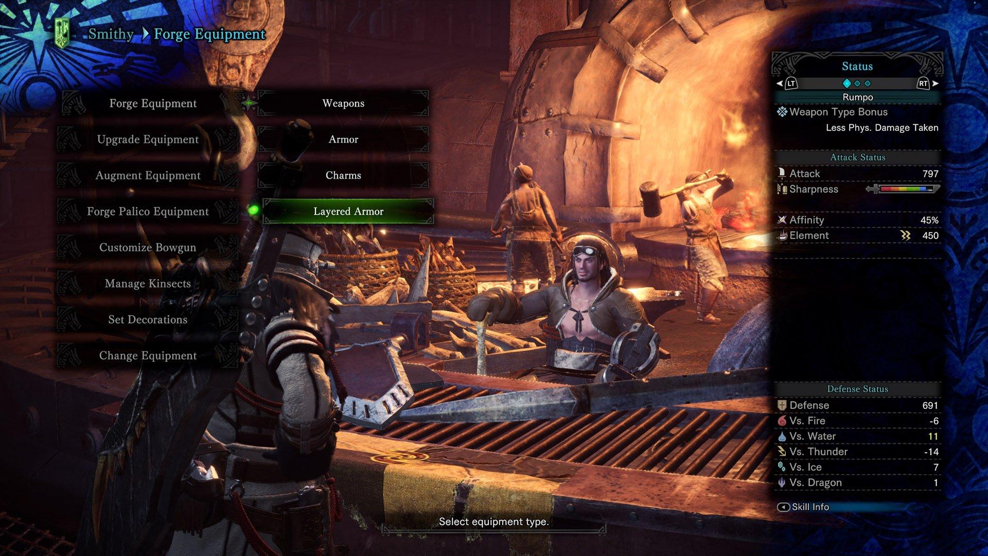 Treasure in the Steam Monster Hunter World Iceborne