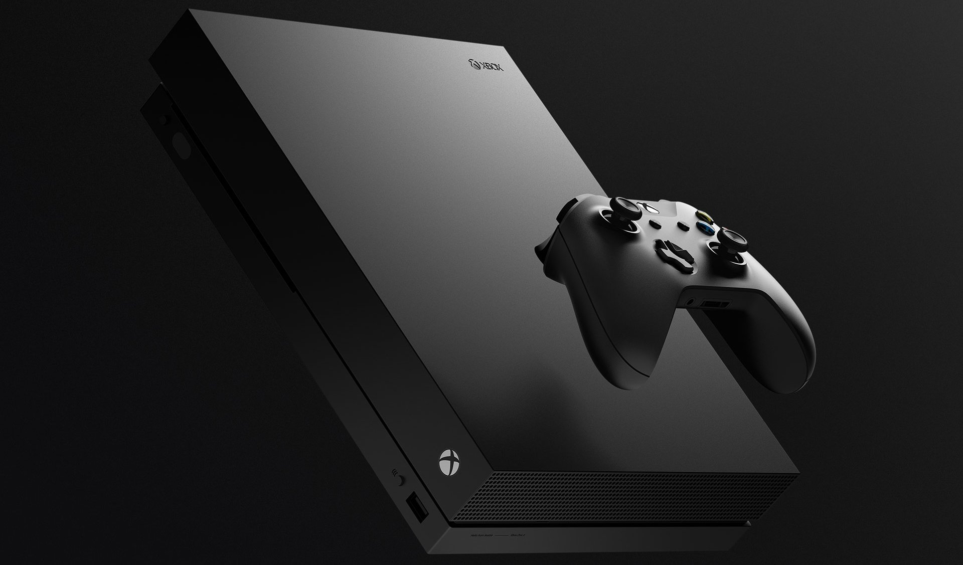 xbox one x release date