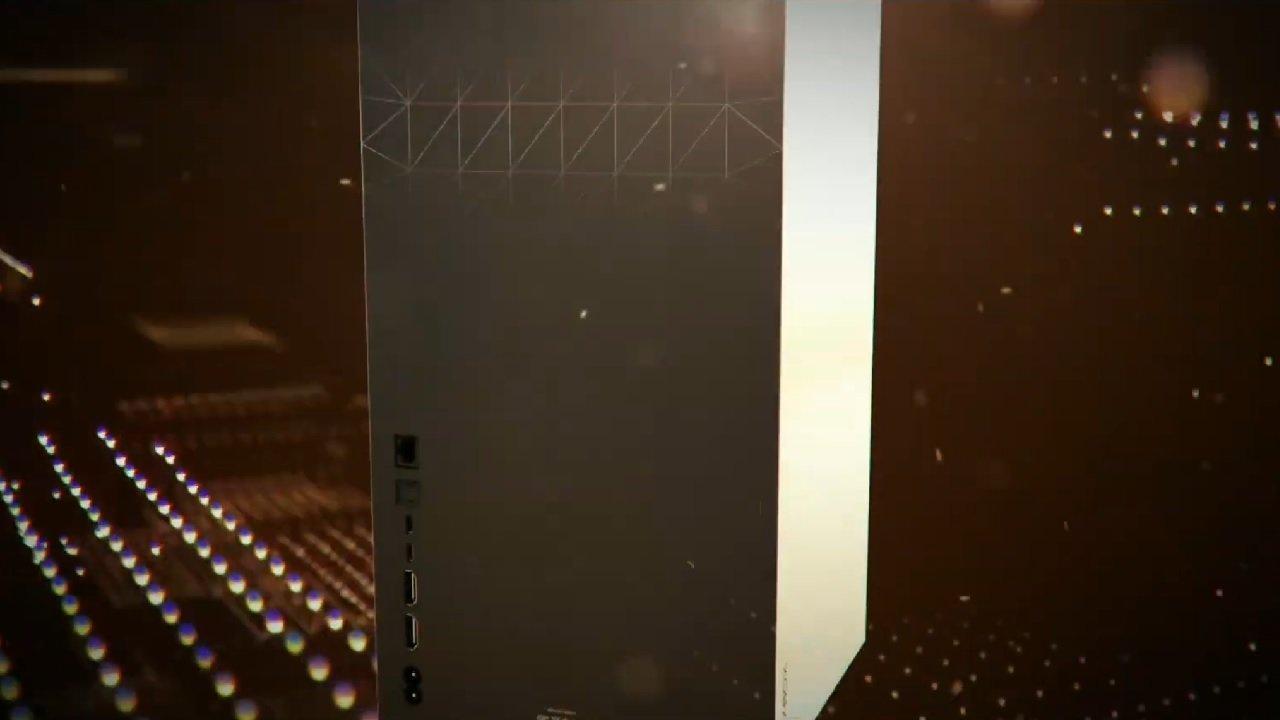 AMD Xbox Series X faux pas