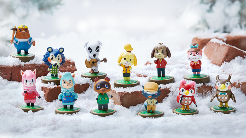 Animal Crossing New Horizons Amiibo