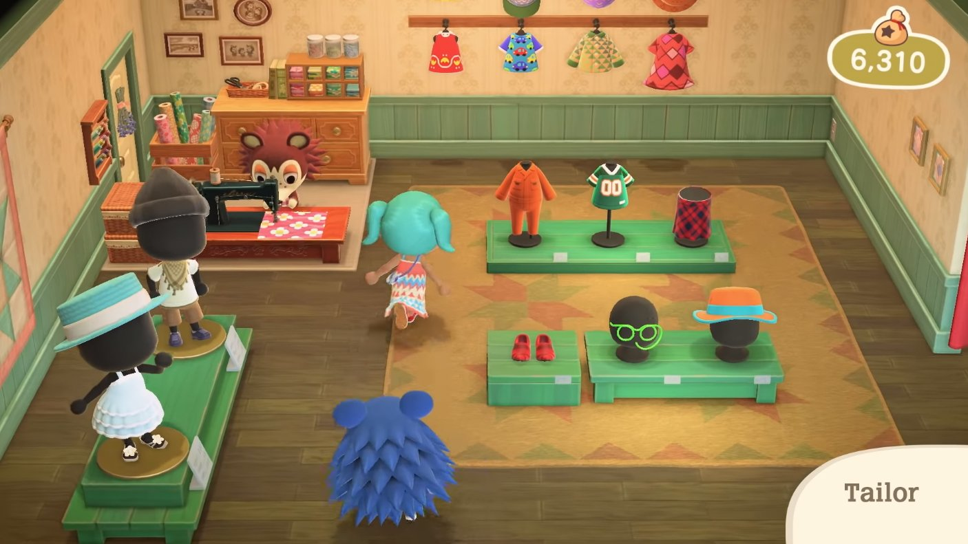 animal crossing new horizons new buildings