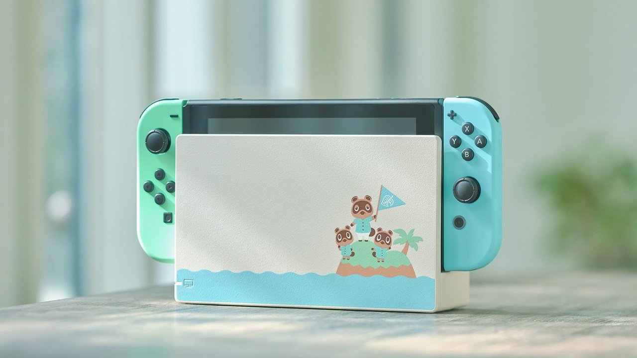 The Animal Crossing Nintendo Switch caught us all by surprise with its fresh design and new colored Joycons. Unfortunately, it seems Japanese players will be waiting longer to get their hands on it.