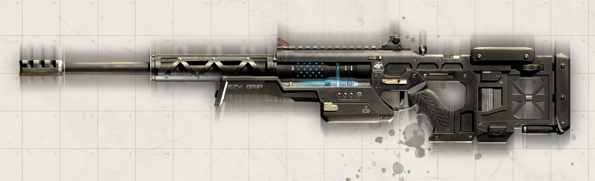 Apex Legends Sentinel Sniper Rifle