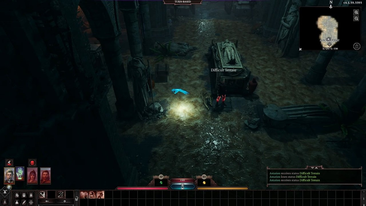 Use of Turn-Based Mode can do a number of things in Baldur's Gate 3. In the case of traps, it may be your key to survival.
