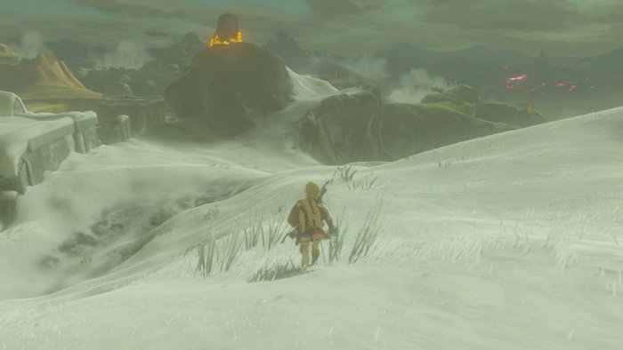 How to get the Warm Doublet - botw