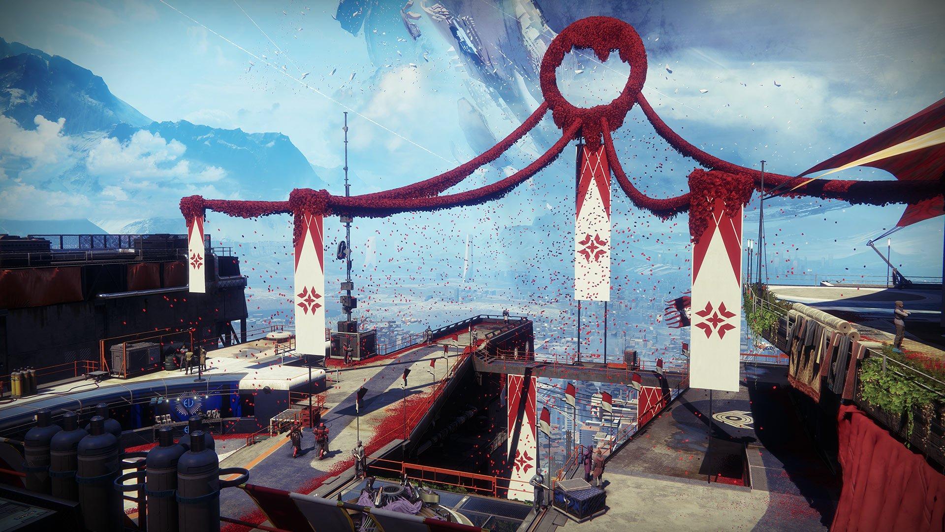 Destiny 2 Crimson Days