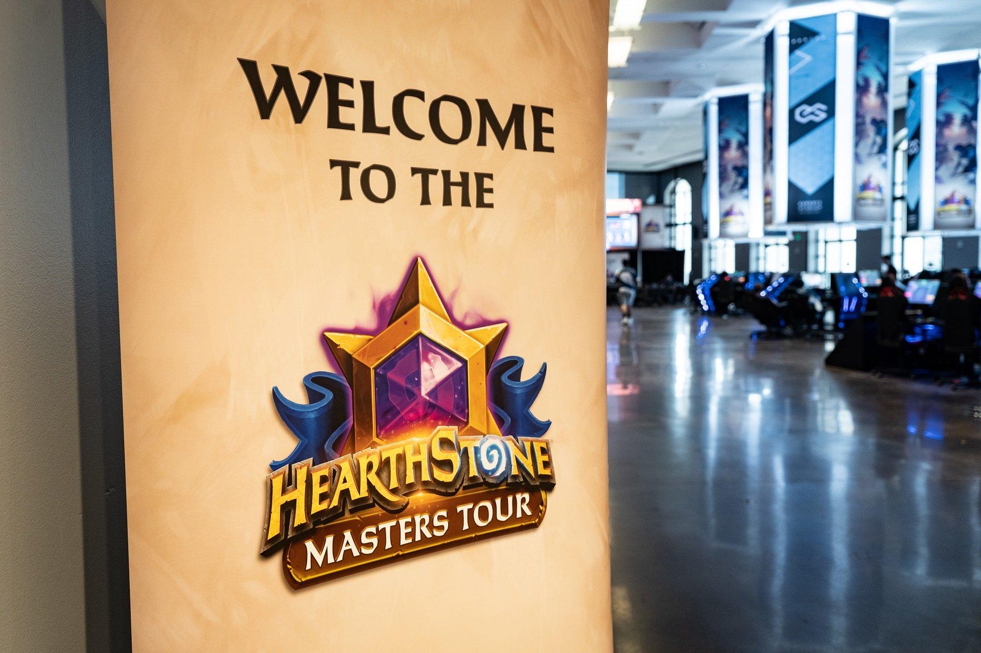 Hearthstone Masters Arlington