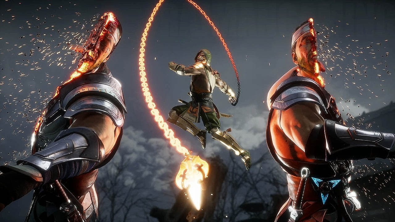 Evo 2020 Lineup Revealed Mortal Kombat 11 Gets Left Out Shacknews