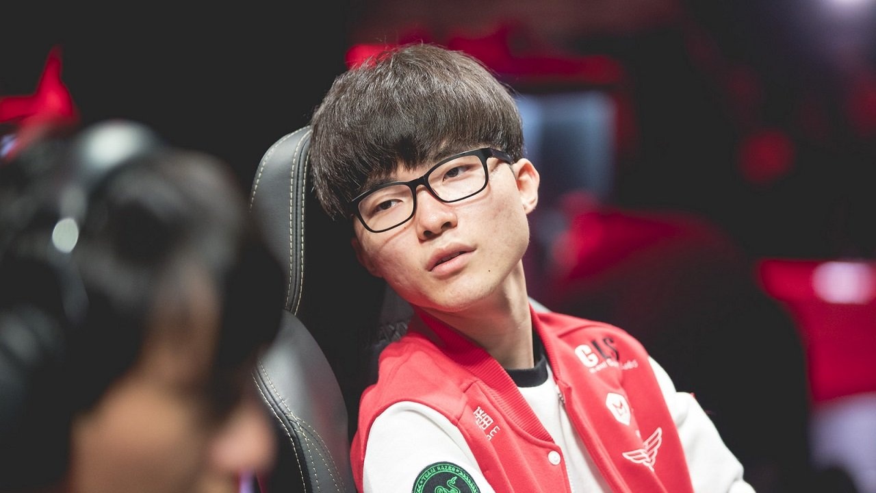 Faker has been an innovator of the hyper aggressive mid lane with characters like LeBlanc, Fizz, Zed, and more.