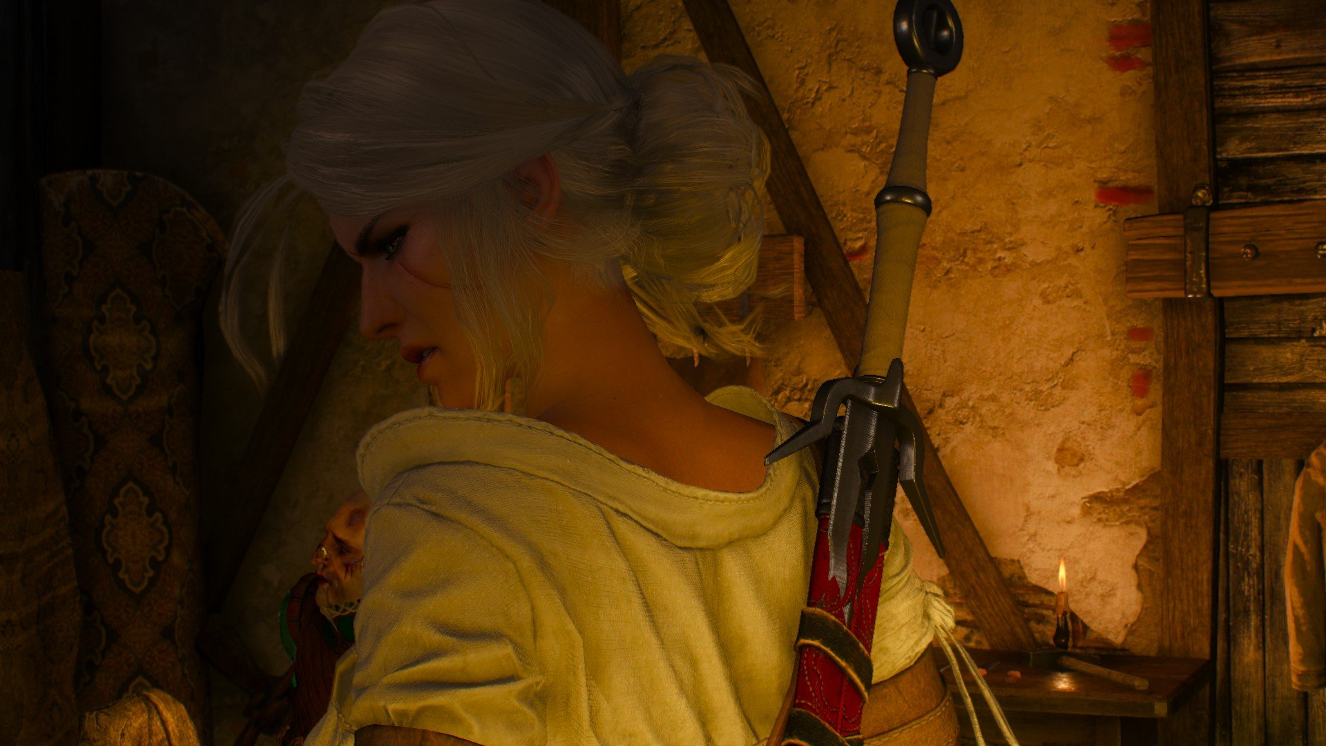 Ciri Choices The Witcher 3