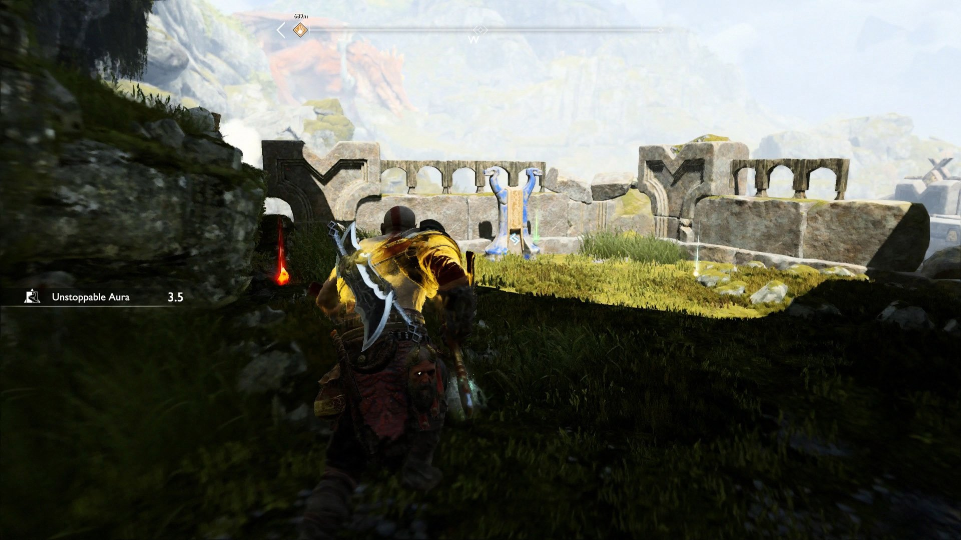 god of war dragon veithurgard dragon rune 3