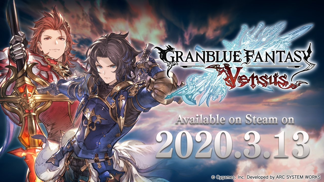 Granblue Fantasy Versus is slated to launch worldwide on Steam as opposed to the delayed regional launch on PS4.