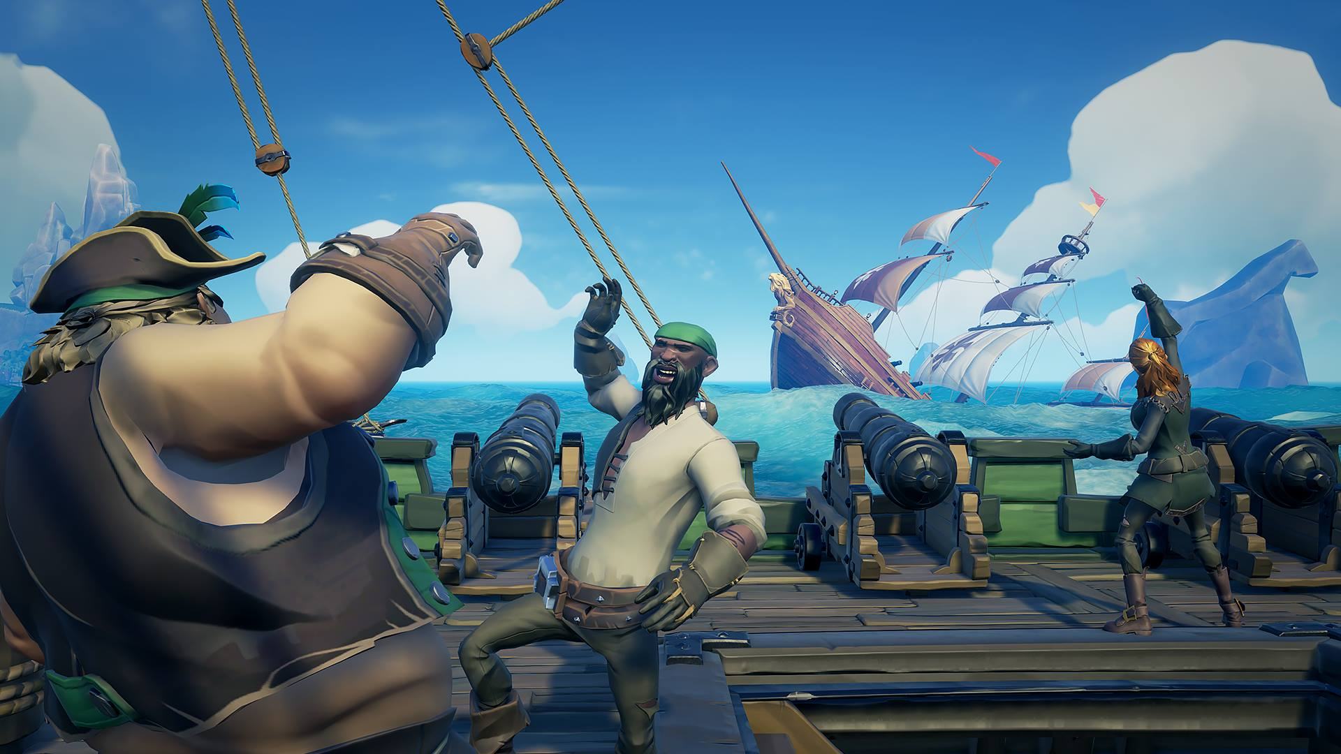 fix voice chat mic sea of thieves