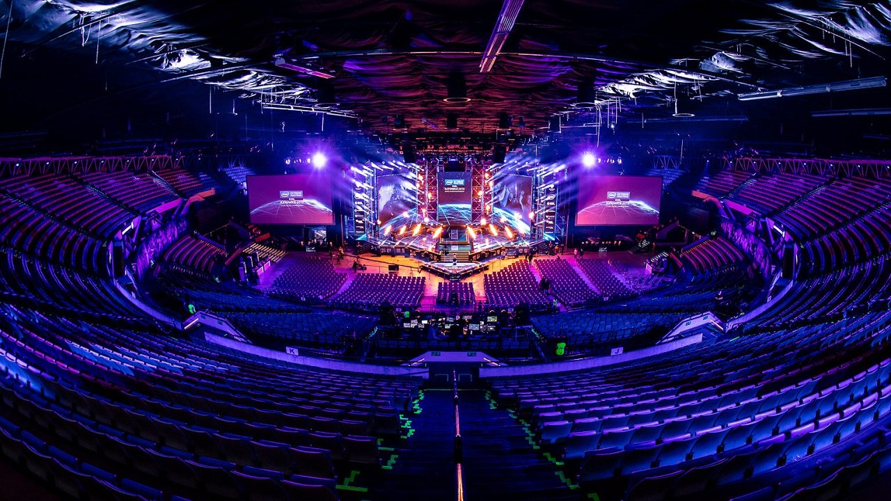 You're likely looking at an accurate depiction of what IEM Katowice 2020 will look like when it's in full swing this year.