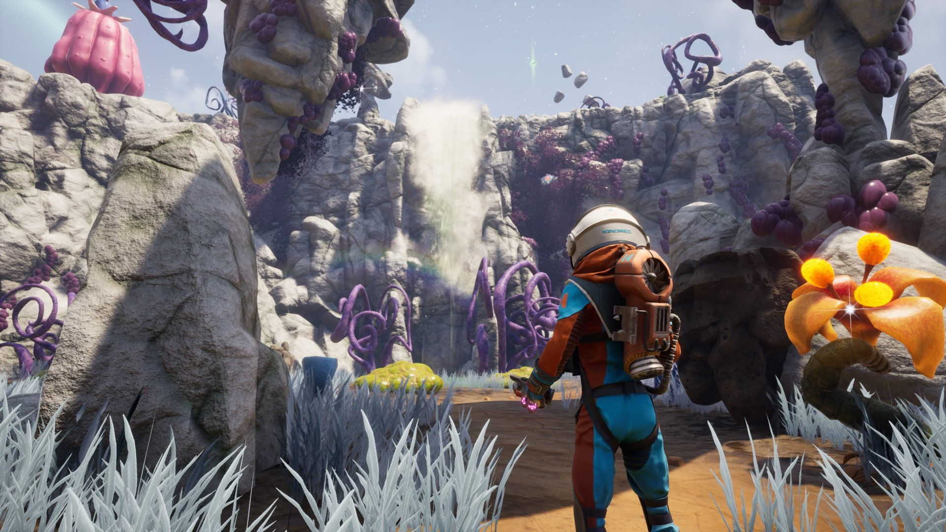Journey to the Savage Planet is a modern-day Metroid Prime.