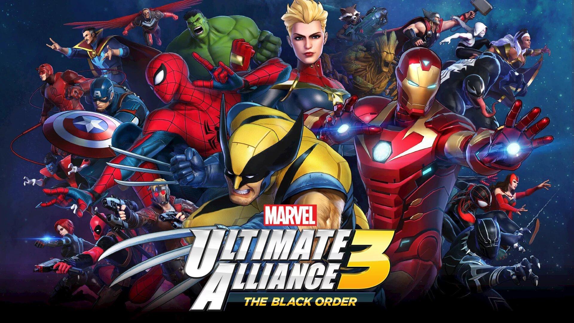 Marvel Ultimate Alliance 3: Black Order DLC Pack 3 release date