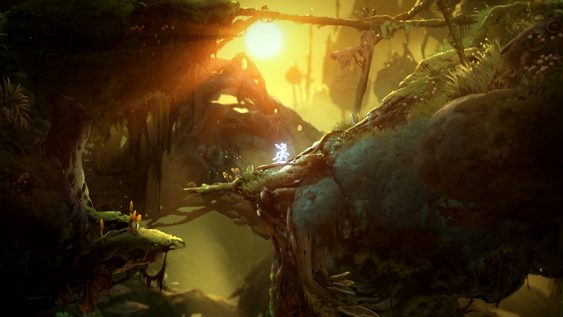 Ori and the Will of the Wisps is promising more action and much longer game overall.