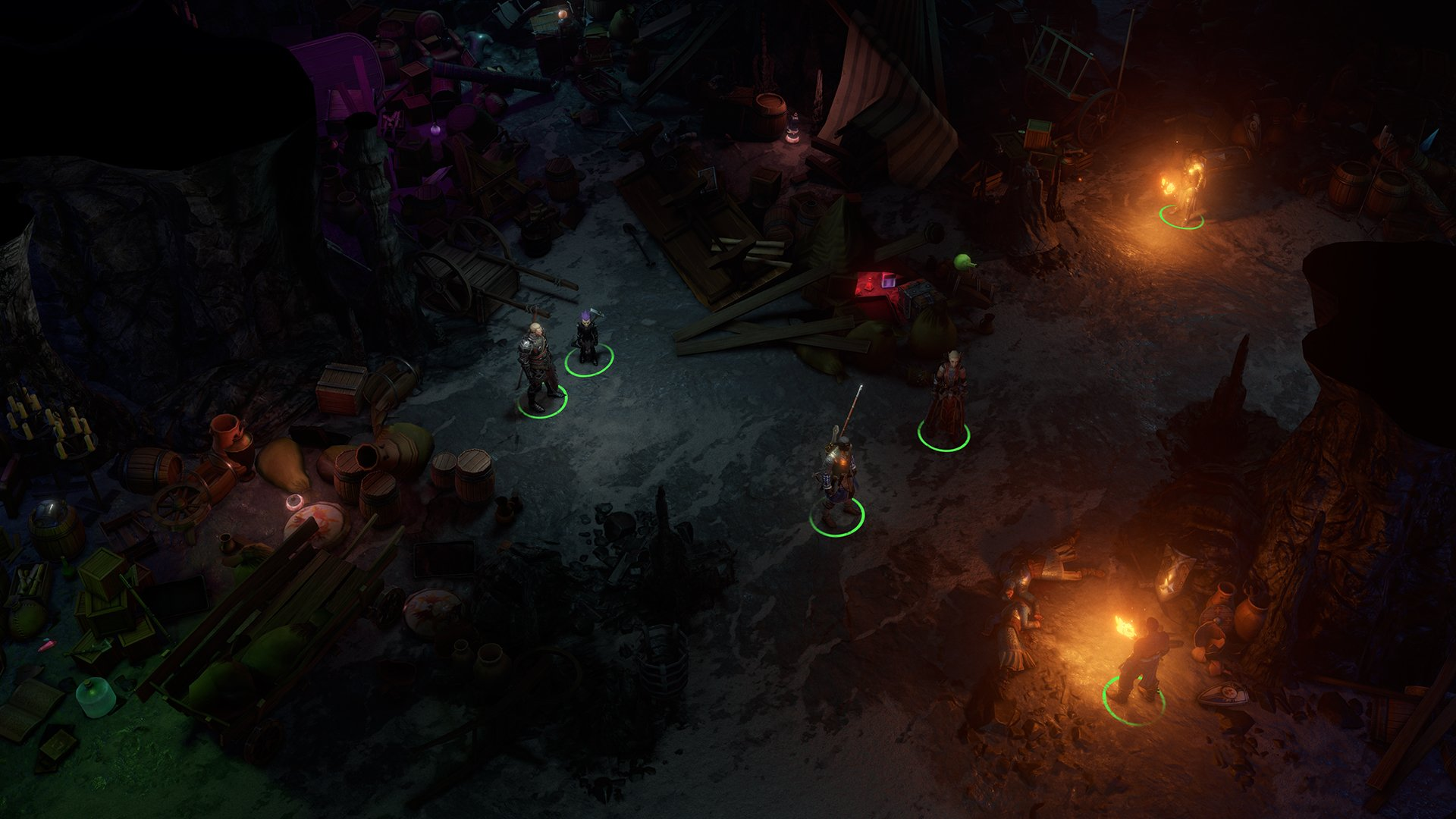 Pathfinder: Wrath of the Righteous is the upcoming sequel to Pathfinder: Kingmaker