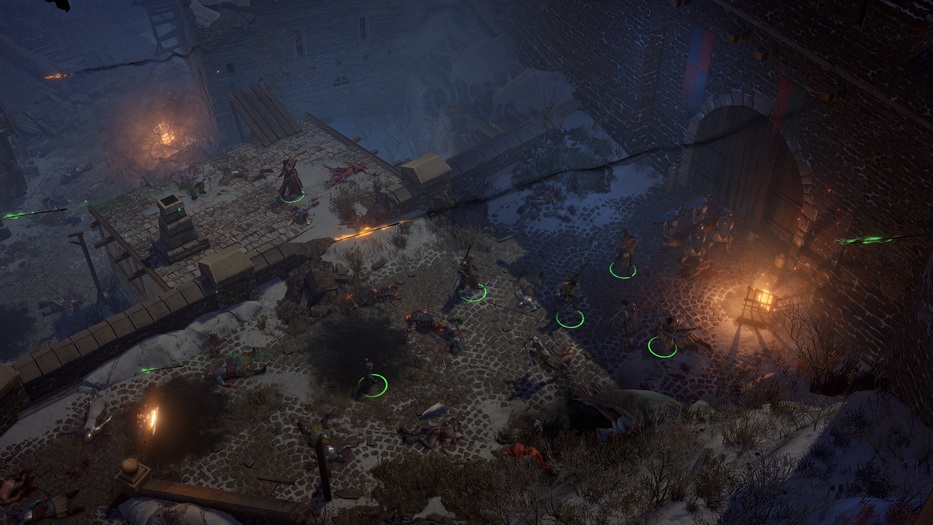 Pathfinder: Wrath of the Righteous is looking to up the ante with new features