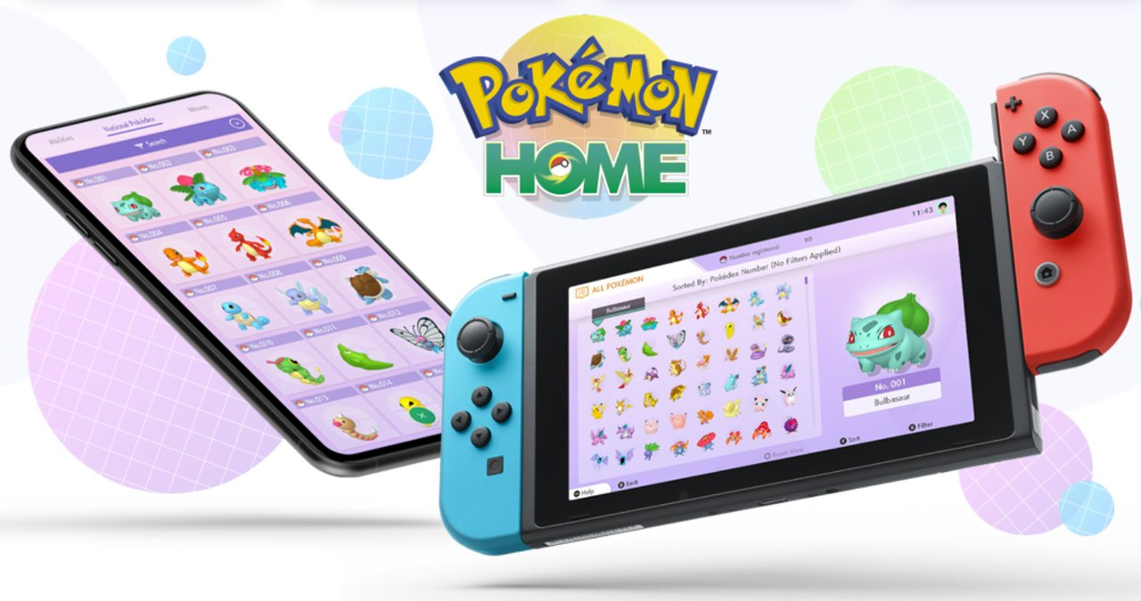 download pokemon home