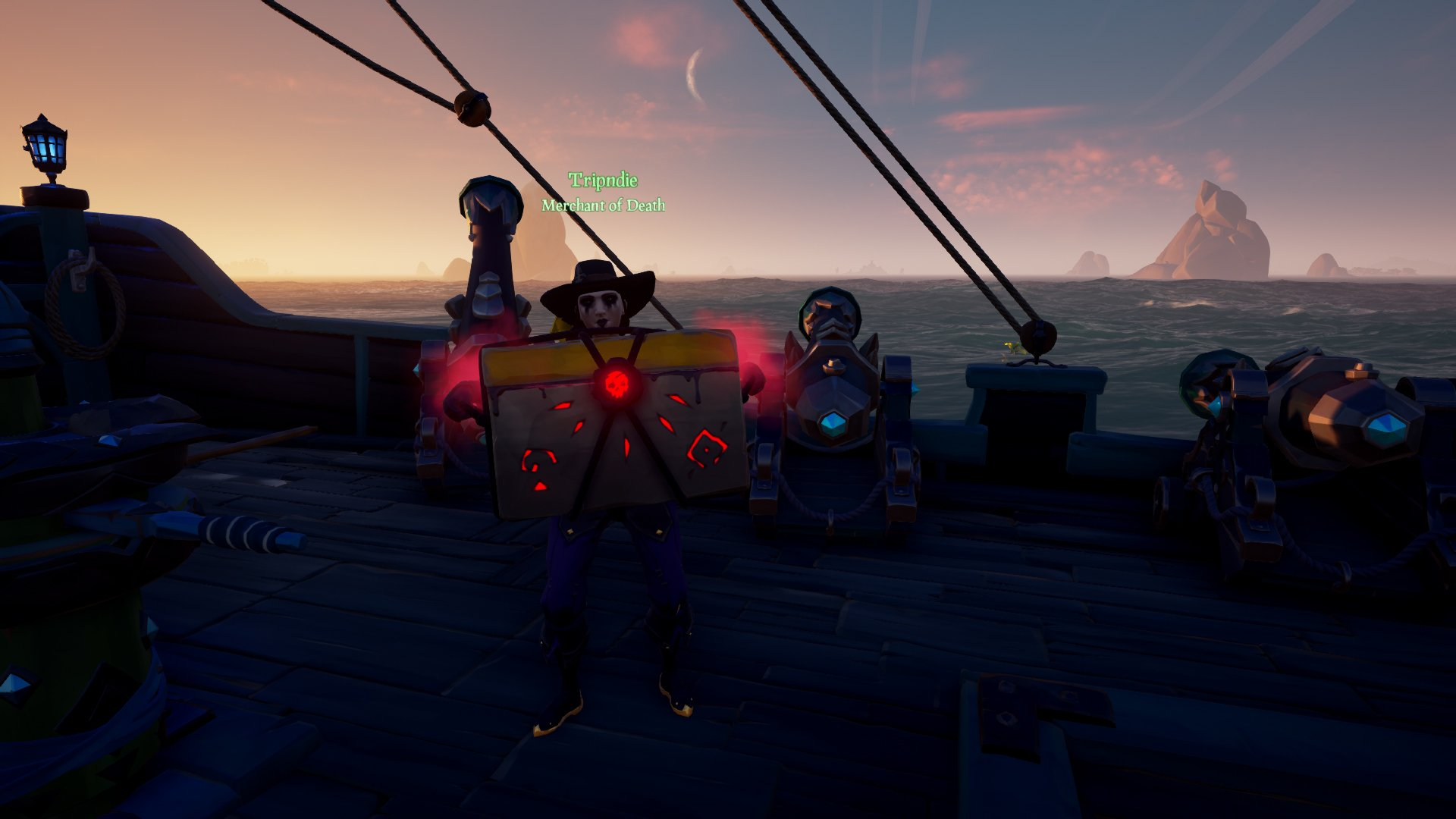 reapers bounty sea of thieves