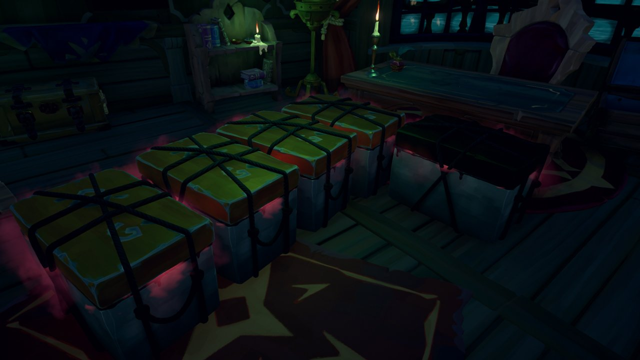 reapers chest sea of thieves