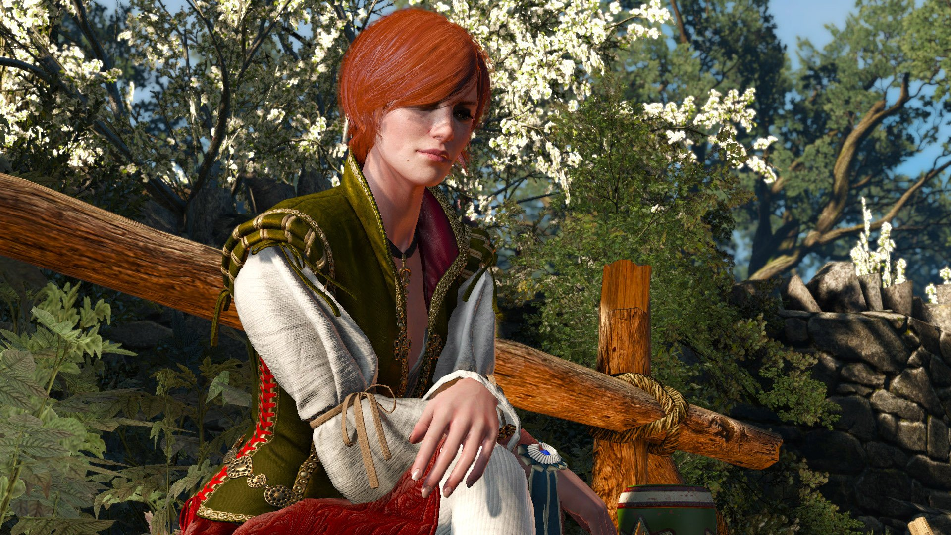 Shani Romance Guide The Witcher 3