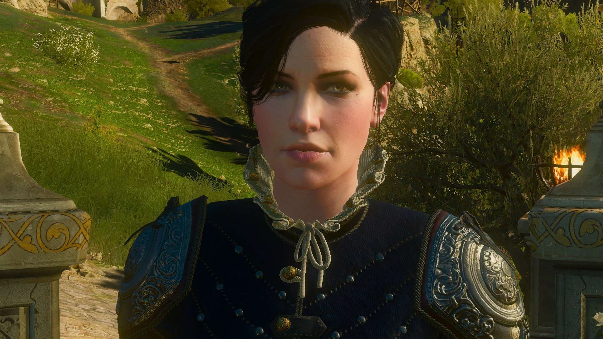 Syanna Romance Guide The Witcher 3