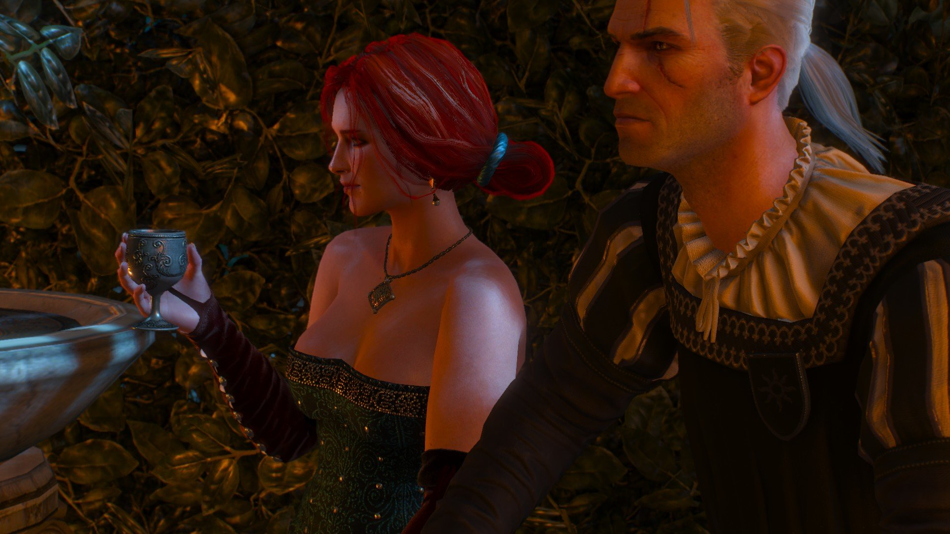 Triss Merigold Romance Guide The Witcher 3
