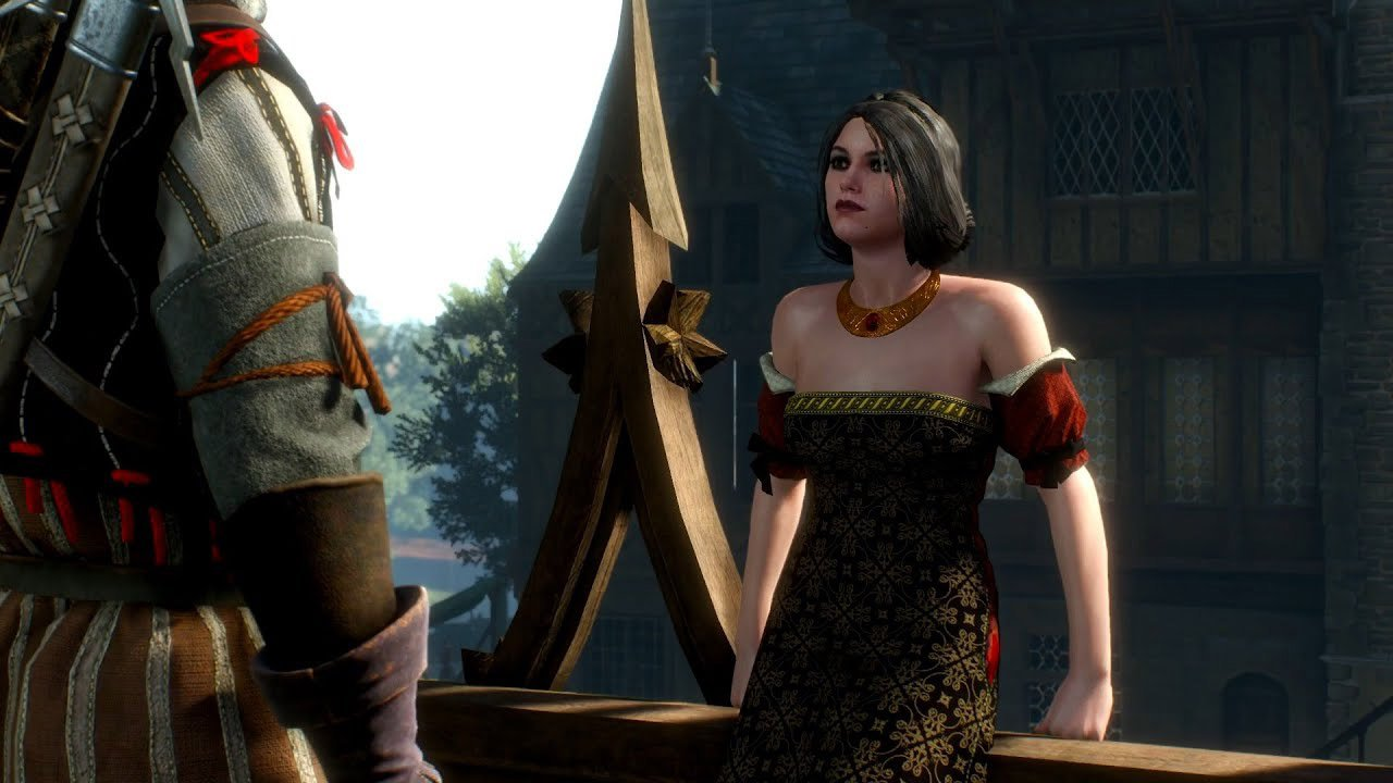 Madame Sasha Romance Guide The Witcher 3