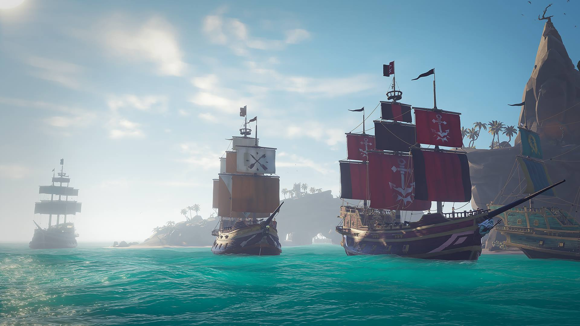 sea of thieves ship customization