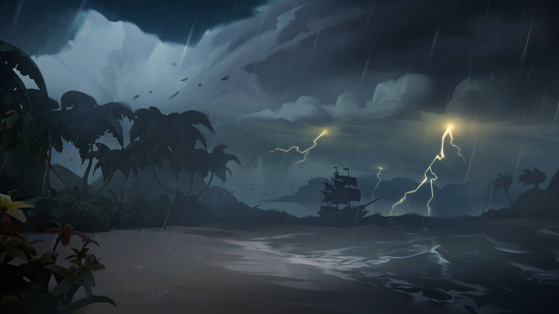 sea of thieves weather patterns