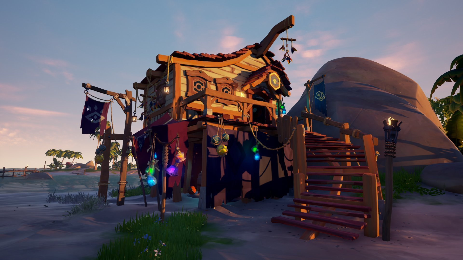 sea of thieves where to sell skulls