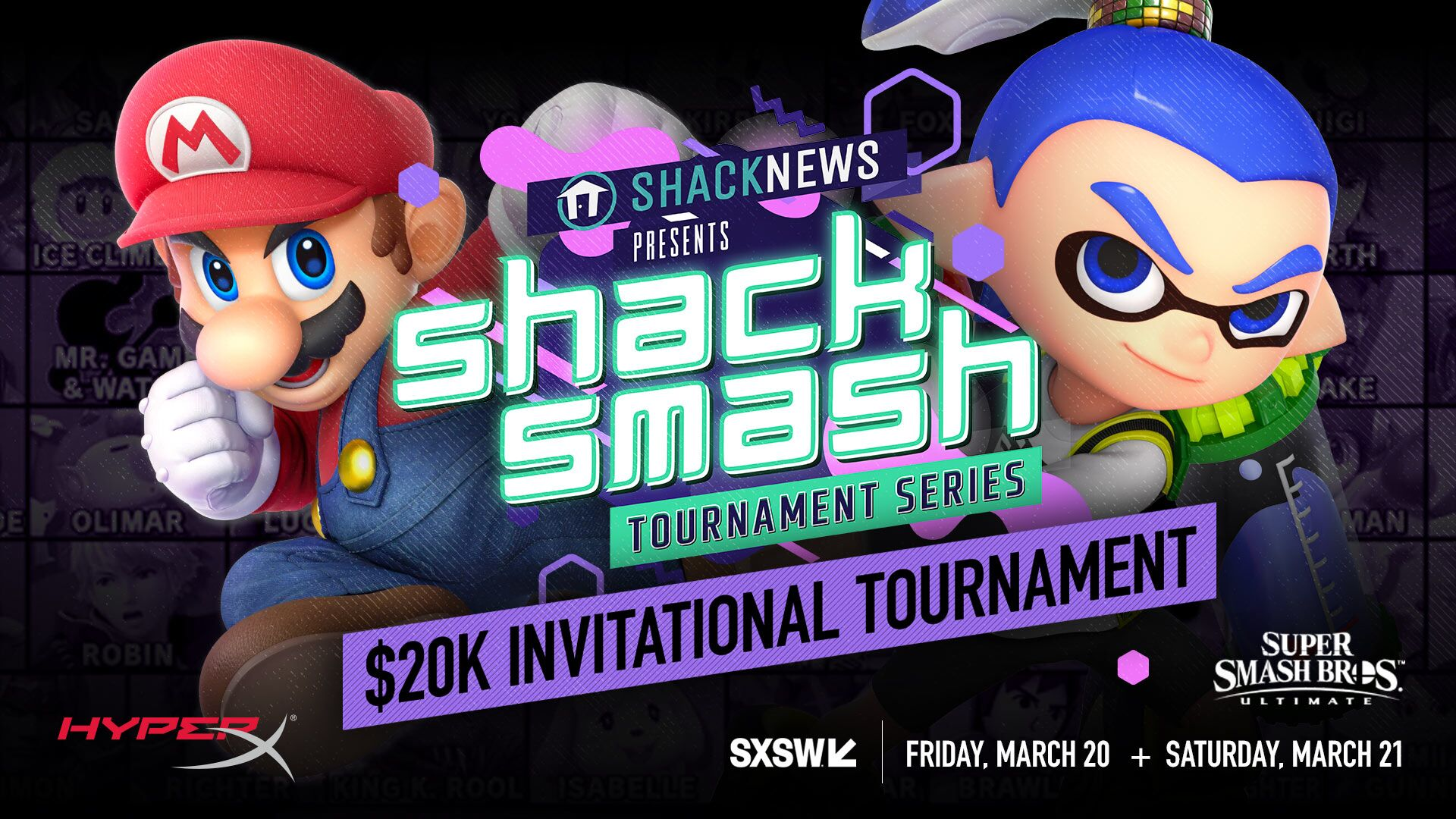 Shack Smash Hype!