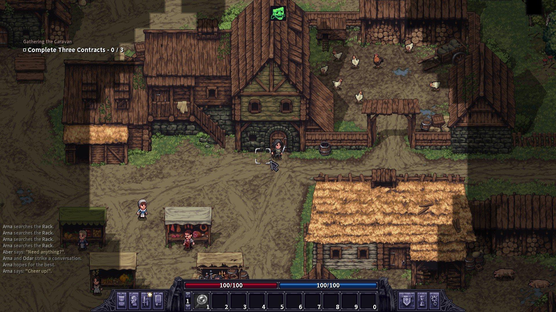 stoneshard find the elder odar building