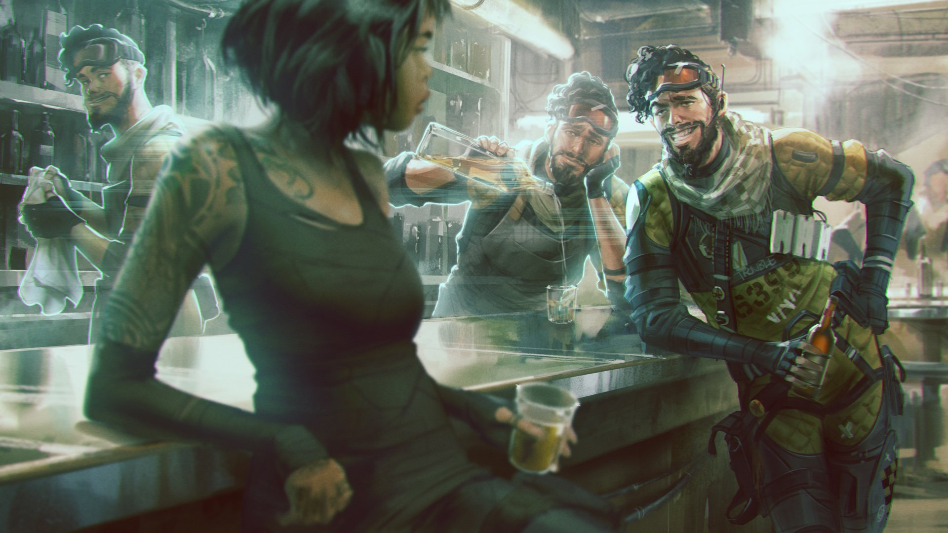 the dice awards 2020 online game of the year Apex Legends