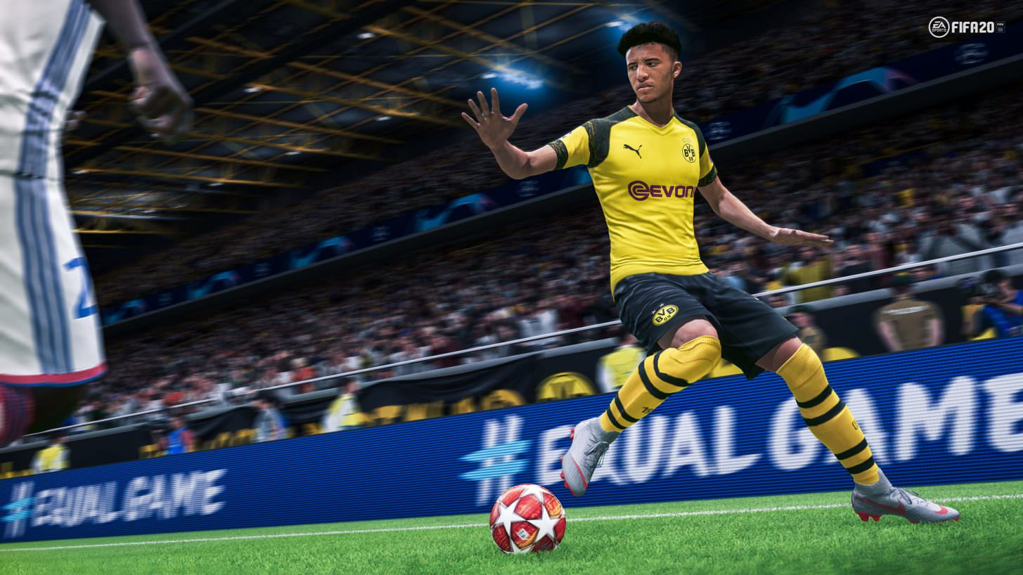 the dice awards 2020 sports game of the year fifa 20