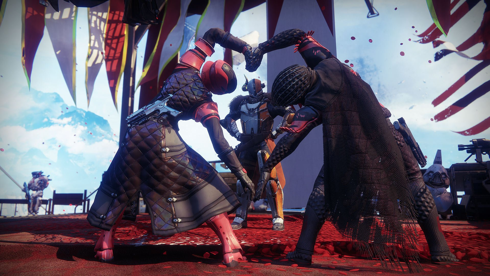 The Vow Destiny 2