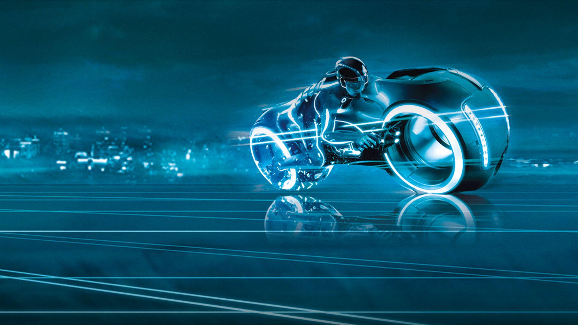 Disney game ideas - Tron