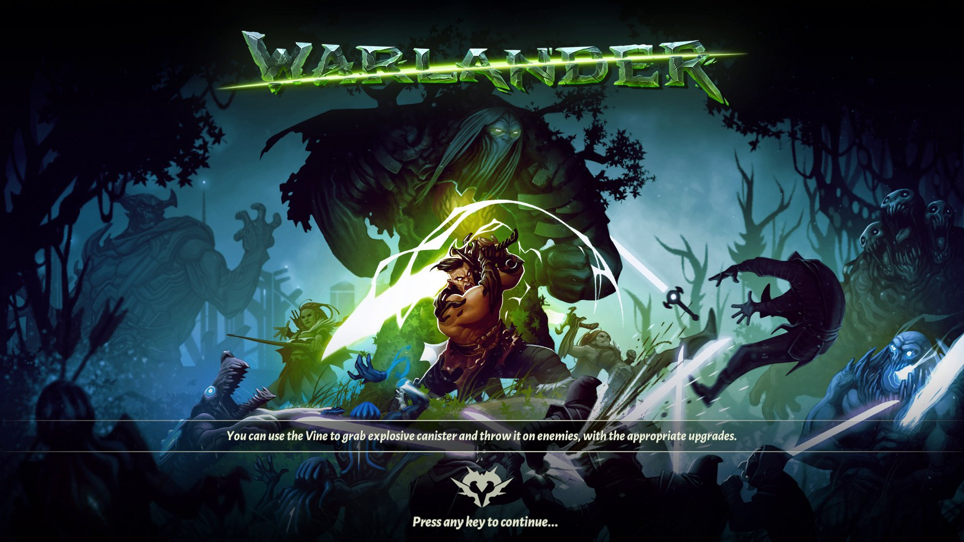warlander review loading screen