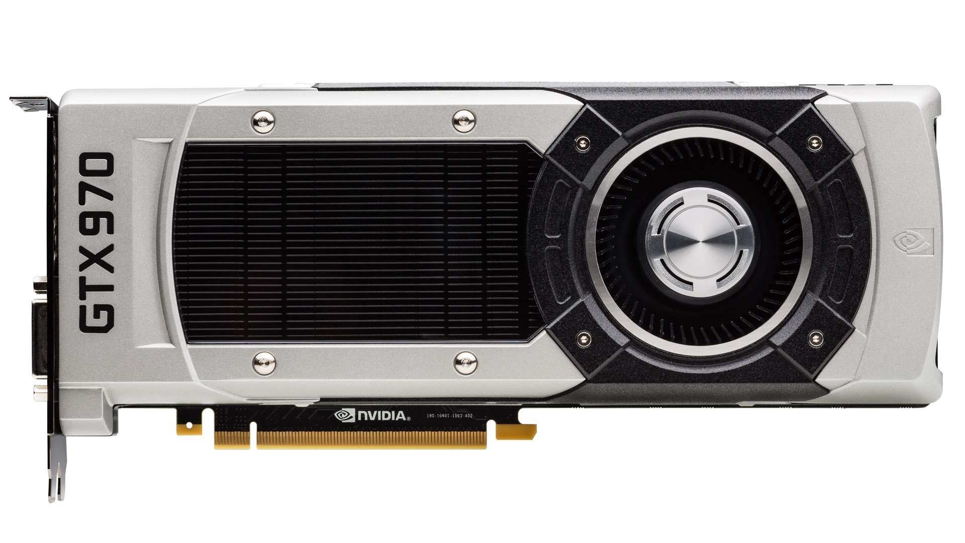 The GeForce GTX 970 sent shockwaves through the market with its price to performance ratio.