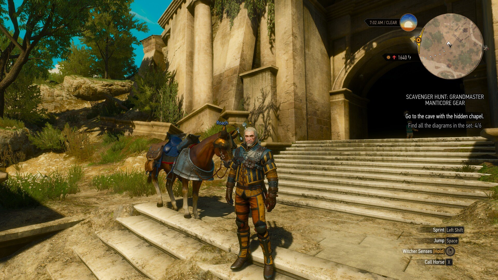 Witcher 3 armor dyes